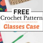 2. Crochet Glasses Case Pattern