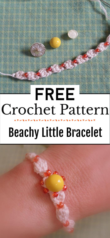 2.Beachy Little Bracelet