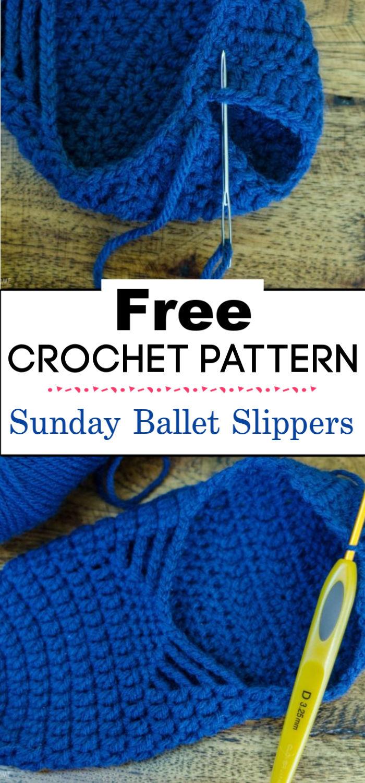 3.Sunday Ballet Slippers