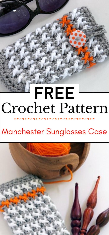 4. Manchester Sunglasses Case