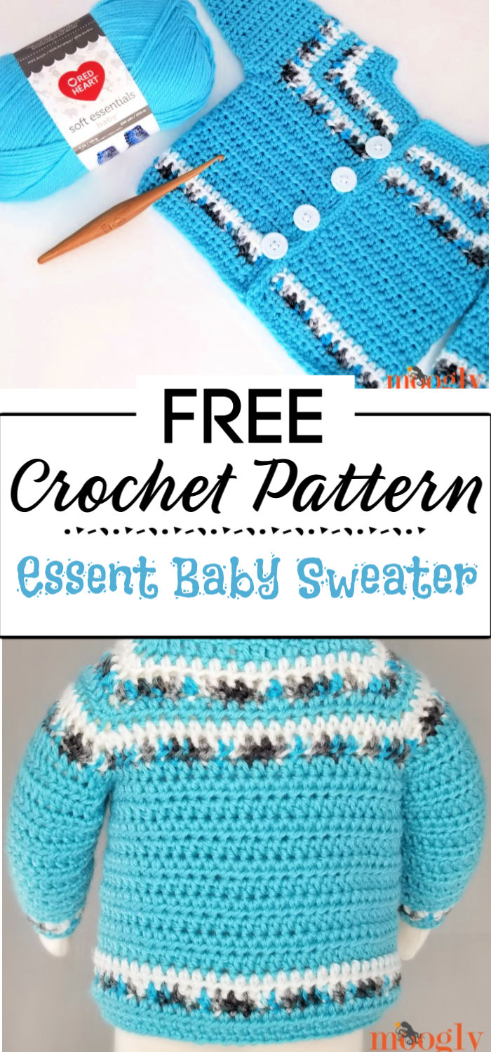 9. Essent Baby Sweater