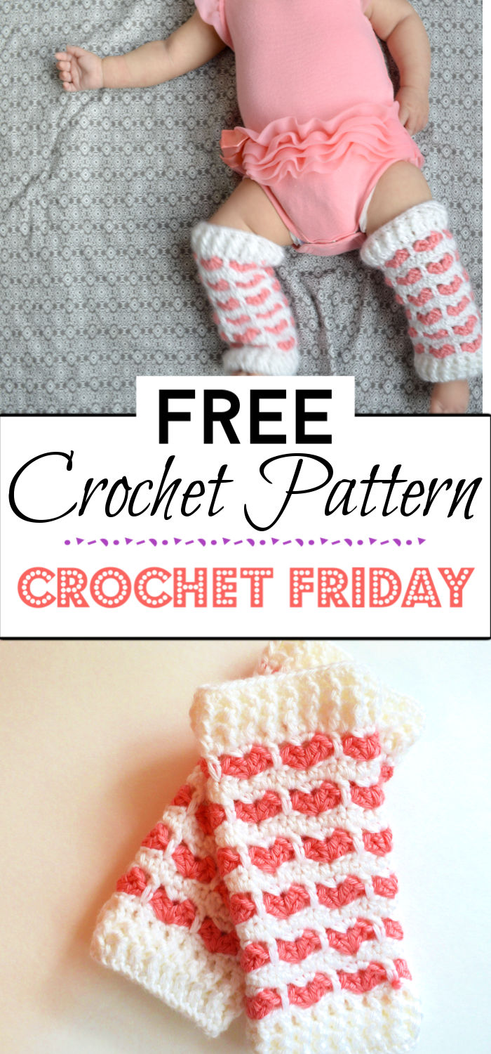 96. Crochet Free Pattern Friday