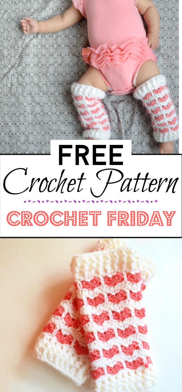 96. Crochet Free Pattern Friday