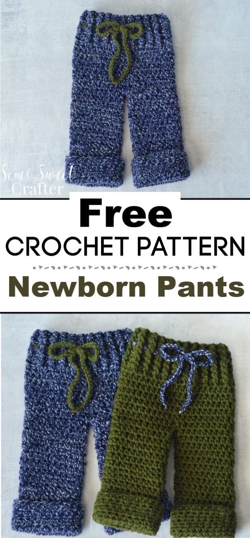 6. Newborn Pants