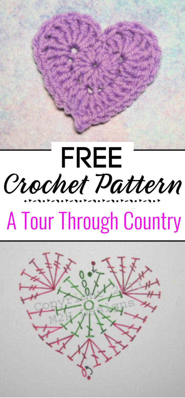A Tour Through Crochet Country