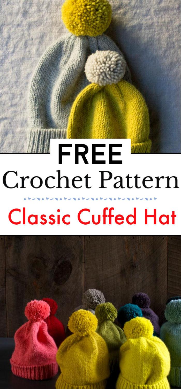Classic Cuffed Hat