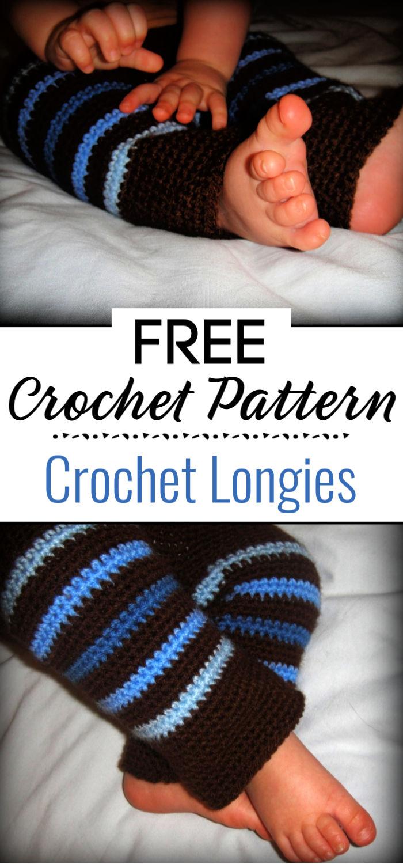 Crochet Longies Pattern