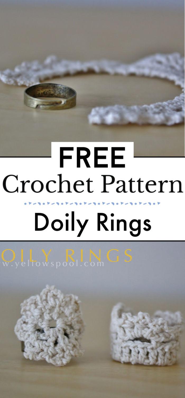 Doily Rings