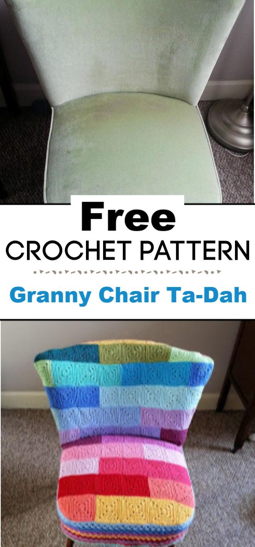 Granny Chair Ta Dah