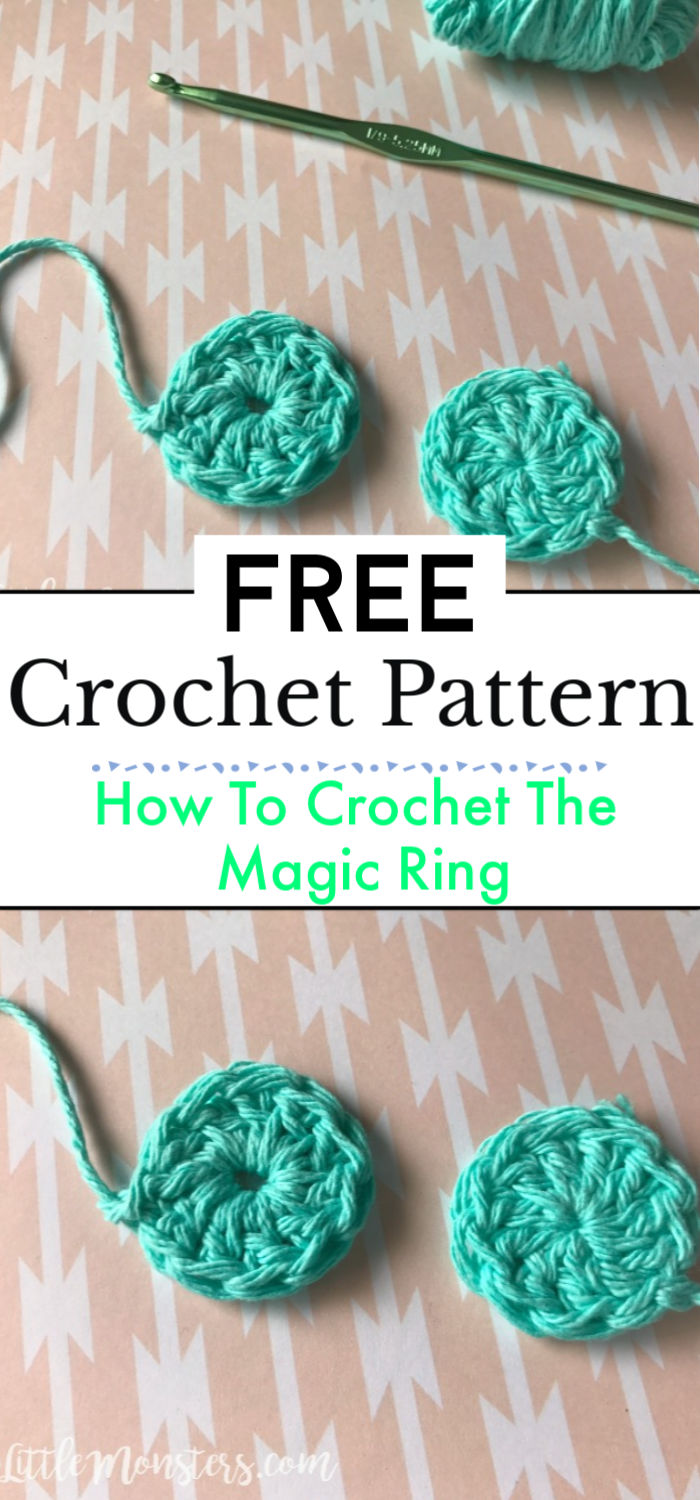 How To Crochet The Magic Ring