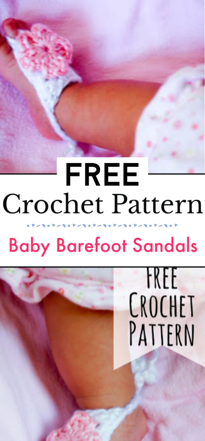 Baby Barefoot Sandals
