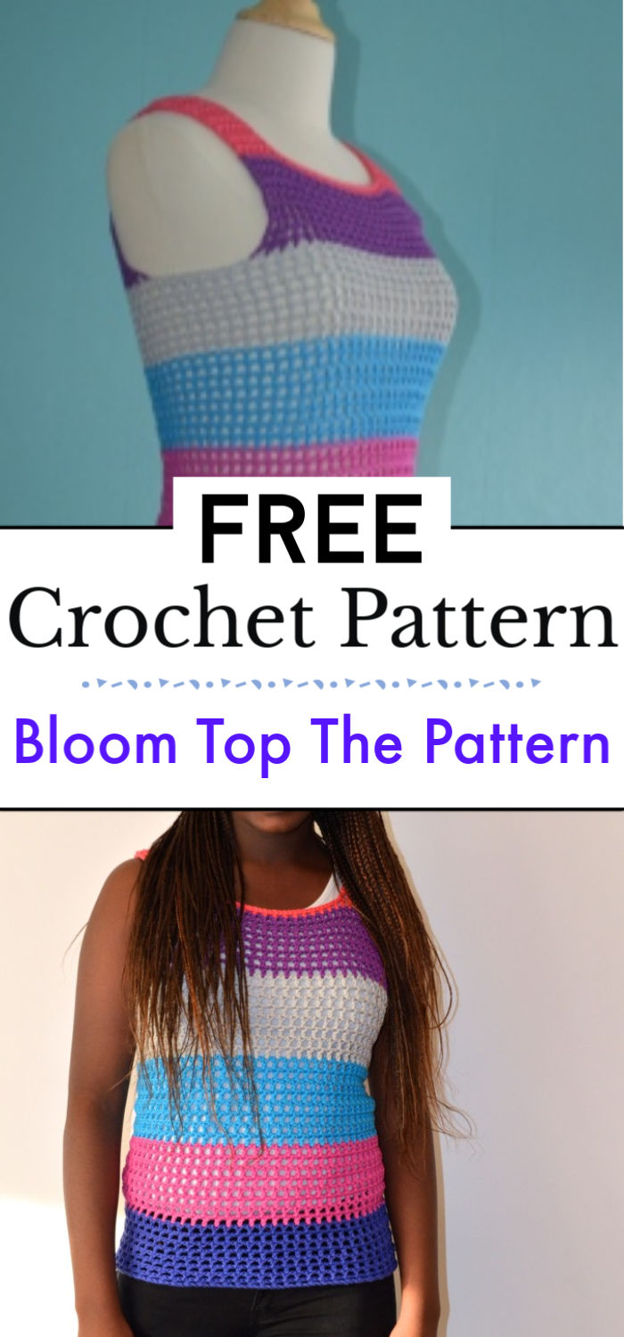 Bloom Top The Pattern