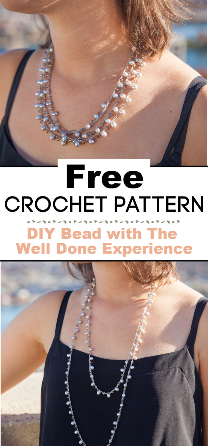DIY Bead Crochet with The Well Done Experience