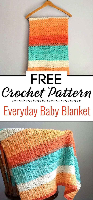 Everyday Baby Blanket