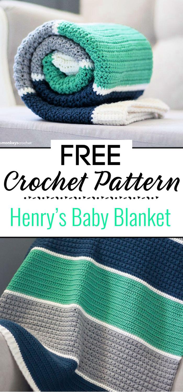 Henry's Baby Blanket