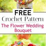 The Crocheted Flower Wedding Bouquet