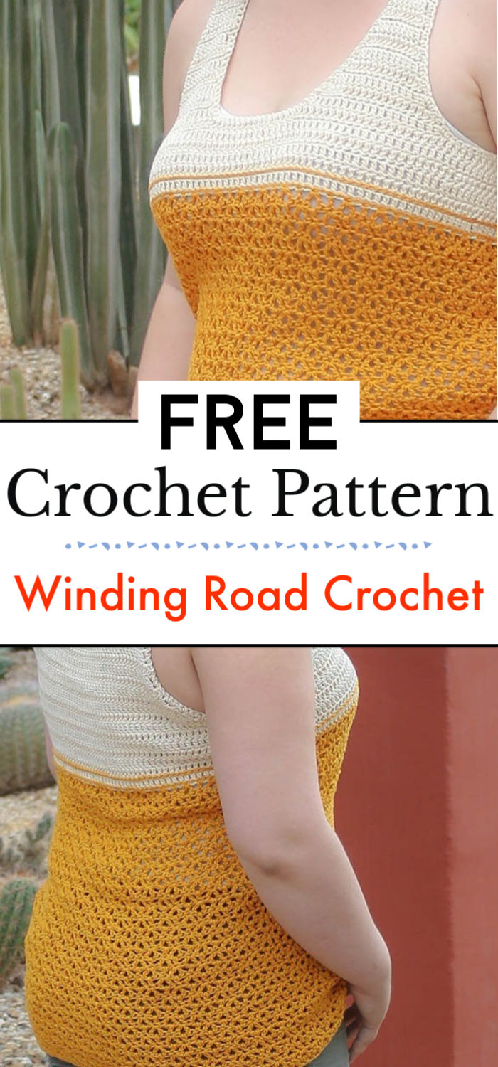 Winding Road Crochet