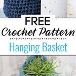 3.Pattern Crochet Hanging Basket 1