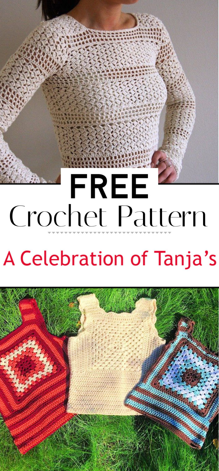 A Celebration of Tanja's Crochet