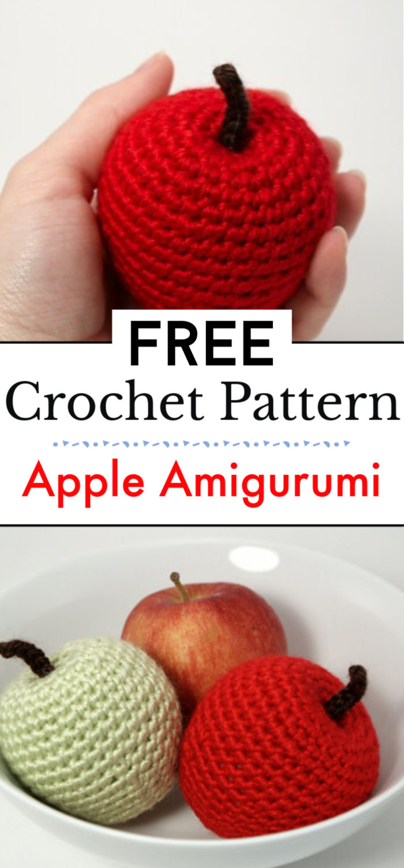 Amigurumi Apples