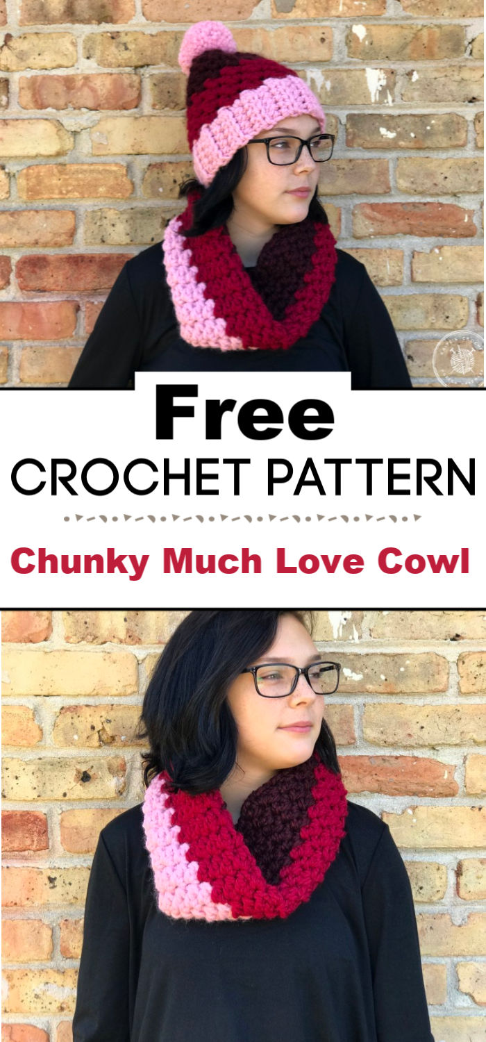 Chunky Much Love Cowl