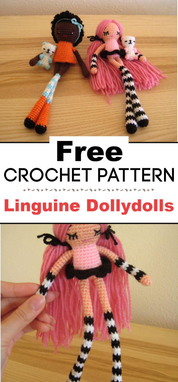 Linguine Dollydolls Patterns