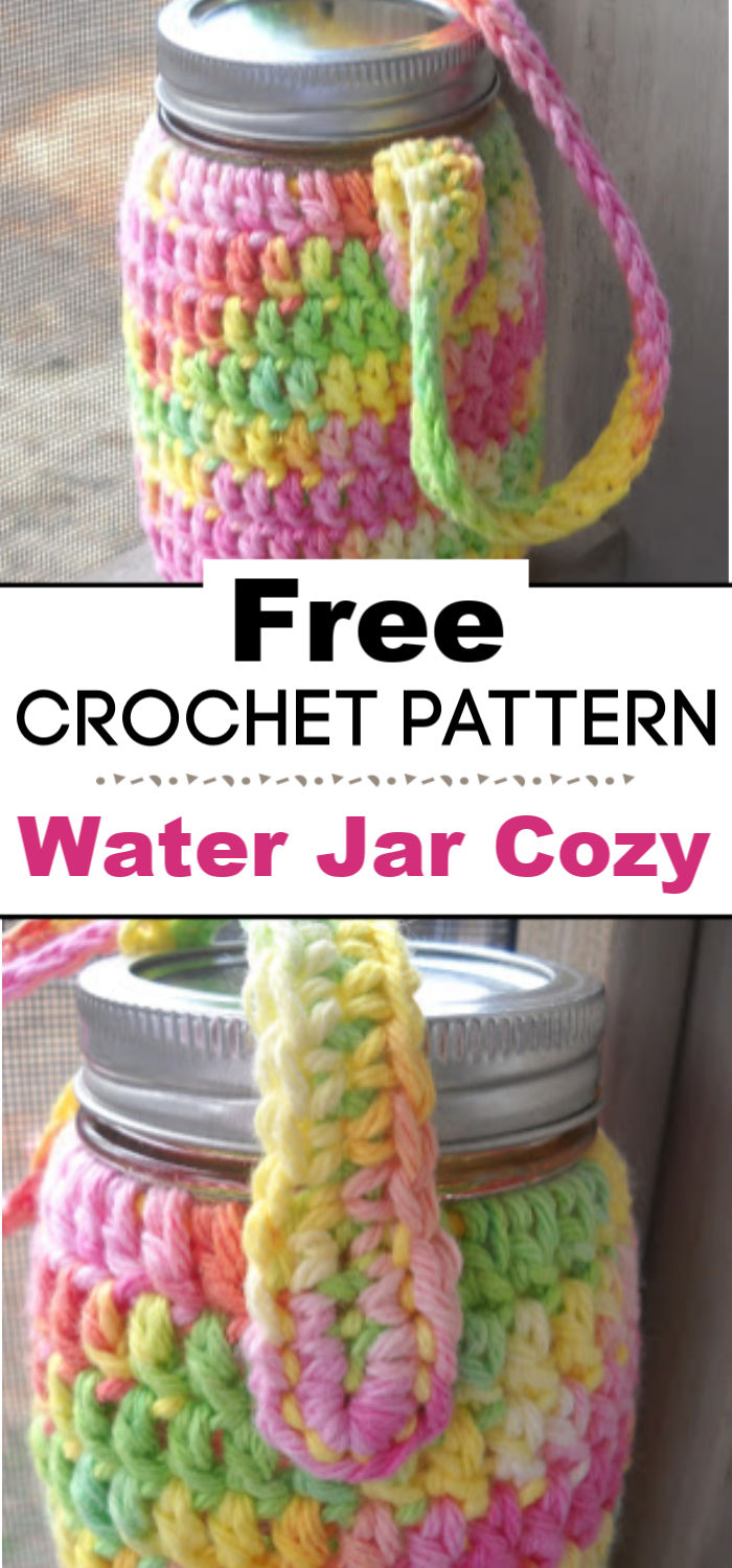 Water Jar Cozy